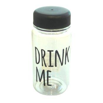 キャンドゥ公式のクリアボトル